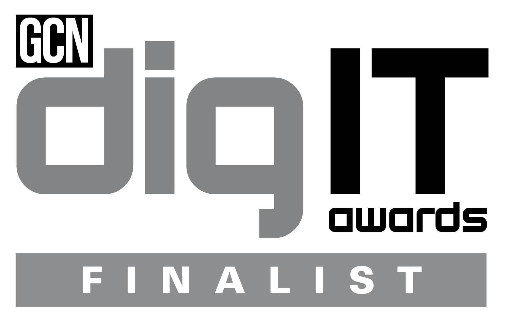GCN dig IT Awards Finalist